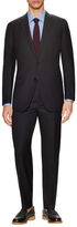 Ermenegildo Zegna Wool Notch Mila Lapel Suit