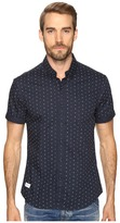 7 Diamonds Downtown Short Sleeve Shirt Men's Short Sleeve Button Up