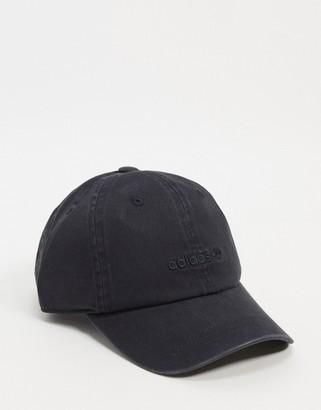 adidas premium baseball cap in black