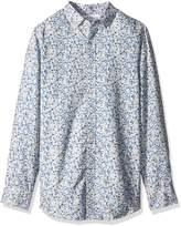 Nick Graham Everywhere Men's Floral Print Dress Shirt