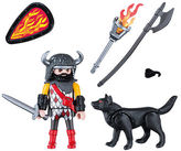 Playmobil NEW Wolf Warrior Playset 5pce