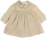 Marie Chantal Mini Glitter Piped Silk Dress