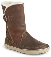 Birkenstock &Woodbury& Genuine Shearling Lined Boot (Women)