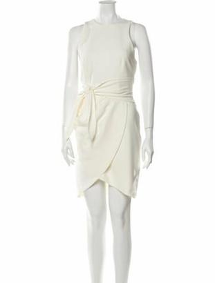 Cinq à Sept 2019 Knee-Length Dress w/ Tags White