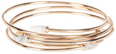 Vince Camuto Sculptural Flex Bangle Set