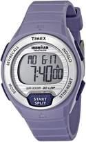 Timex Women's T5K762 Resin Quartz Watch