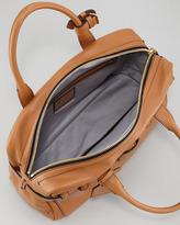 Reed Krakoff Fighter Satchel Bag, Saddle