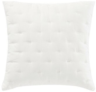 Vera Wang Luster Cotton Throw Pillow