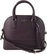 Kate Spade Carli Mccall Street Leather Satchel in