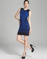 Karen Kane West End Jacquard Dress