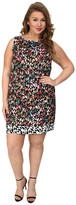 Tahari by Arthur S. Levine Plus Size Felicia Dress