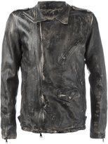Giorgio Brato 'Vintage' biker jacket