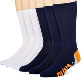 Puma Mens 6-pk. Crew Socks