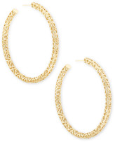 Kendra ScottKendra Scott Maggie Hoop Earrings in Filigree