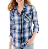 Arizona Long-Sleeve Plaid Shirt