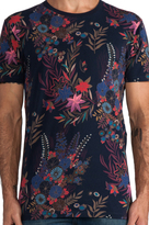 Marc by Marc Jacobs Wichita Floral Jersey Tee