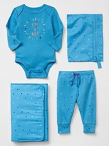 Gap Starry blue spare pair changing set