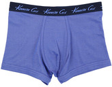 Kenneth Cole Reaction Solid Pique Trunk