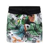 Roberto Cavalli Roberto CavalliBaby Boys Jungle Print Swim Shorts