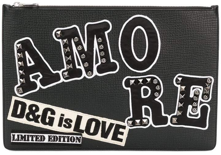 Dolce & Gabbana Amore document holder