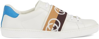 Gucci Online Exclusive men's Ace sneaker with InterlockingG