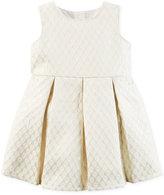 Carter's Metallic Jacquard Floral Dress, Baby Girls (0-24 months)