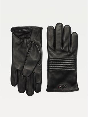Tommy Hilfiger TOMMYXMERCEDES-BENZ Leather Gloves