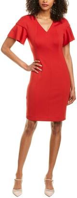 Elie Tahari Geraldine Sheath Dress
