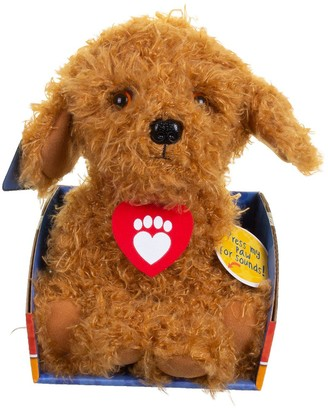 Waffle the Wonderdog Soft Toy with Sounds