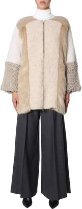 Stella McCartney Patchwork Coat