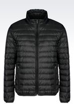 Armani Jeans Ultra Light Down Jacket With Special Packaging