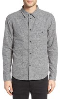 NATIVE YOUTH Men's Granite Slim Fit Woven Shirt