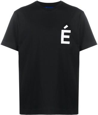 Études Wonder patch T-shirt