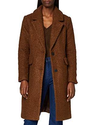 Vero Moda Women's Vmcozydiana 3/4 Jacket Boos Coat