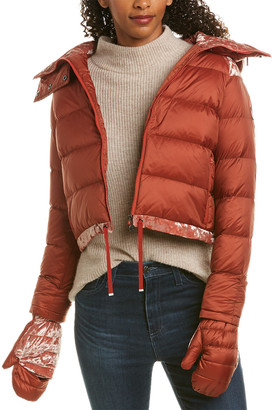 Snowman Wild Card Down Jacket