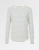 Fat Face Breton Stripe T-Shirt