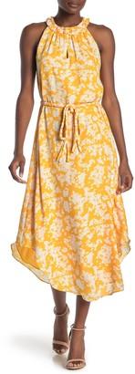 Ramy Brook Jolie Floral Print Dress