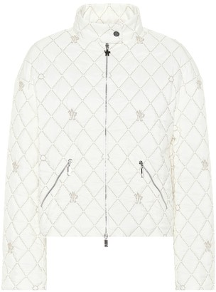 Moncler Cabriole quilted jacket