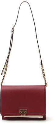 Salvatore Ferragamo Trifolio Flap Bag