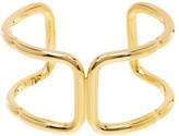 Diane von Furstenberg Cutout Cuff Bracelet