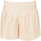 Lace Skirt Shorts