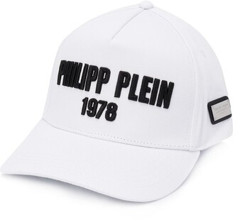 Philipp Plein Embroidered Logo Baseball Cap