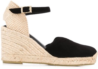 Paloma Barceló Alexia 90mm wedge sandals