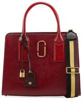 Marc Jacobs Big Shot Saffiano Leather Tote Bag