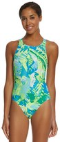 Nike Women's Tropic Fastback Tank One Piece Swimsuit 8150550