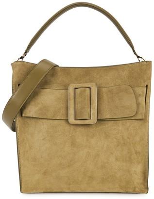 Boyy Devon Soft Suede Shoulder Bag
