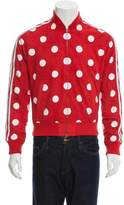 adidas Pharrell Williams x Suede Polka Dot Jacket