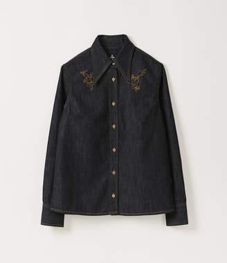 Vivienne Westwood Classic Denim Shirt