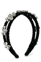 MonnaLisa jewelled flower head band