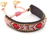 Rebecca Minkoff Sparkler Seed Bead Bracelet